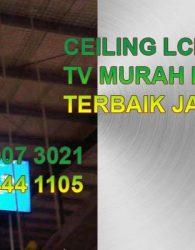 Ceiling TV Gantung LCD