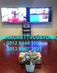 Bracket LCD Double TV