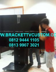 Standing LCD TV Bracket Jakarta